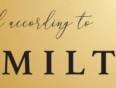 New Sermon Series: Gospel According to Hamilton