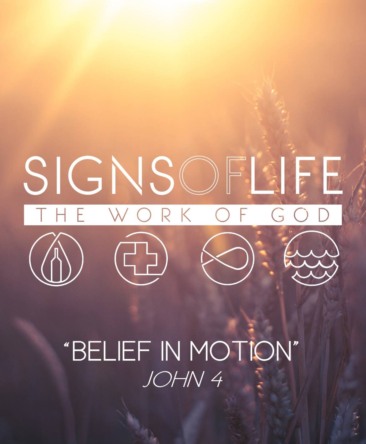 Belief in Motion: Signs of Life