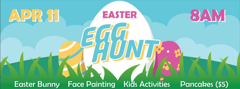 Easter Egg Hunt – April 11