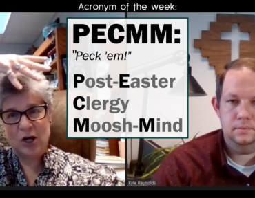 Chat With the Pastors – April 6