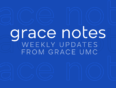 Grace Notes – April 19